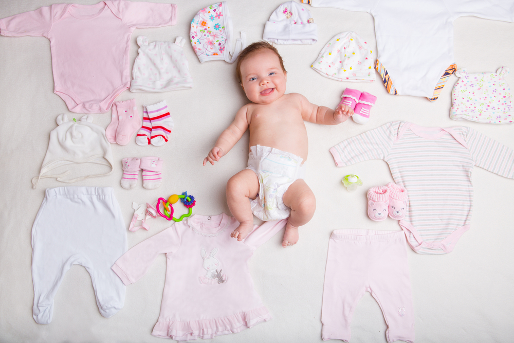 Muitas vezes Cómo vestir y desvestir a mi bebé? | Kinedu Blog en Español TF27
