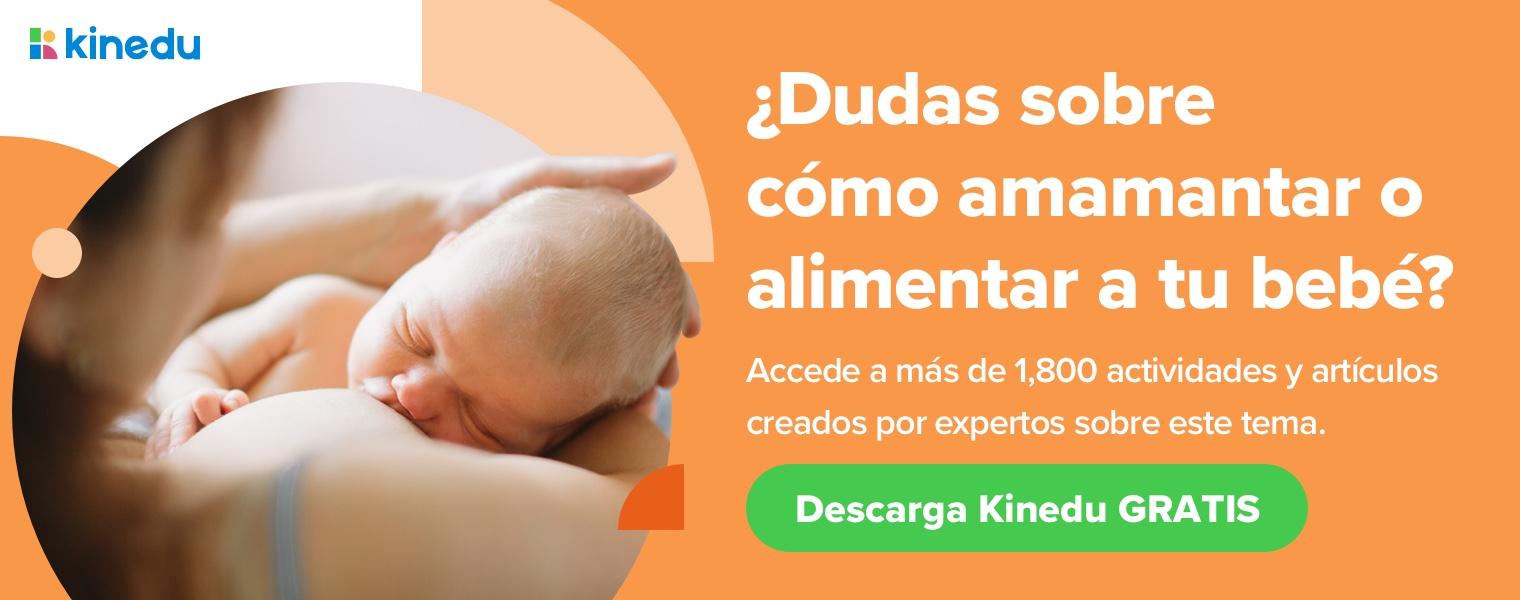 amamantar y alimentacion de bebe